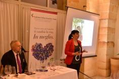 5. Elena Fucci e Luca Busca, relatore FIS